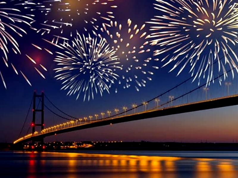 Hull 4 Heroes Firework Display