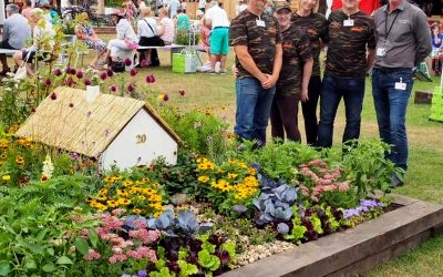 Tatton Park Flower Show